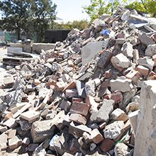 bricks recycling