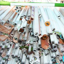 fluorescent tubes recycling